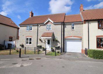 Thumbnail 4 bed detached house for sale in Partridge Close, Greinton, Bridgwater