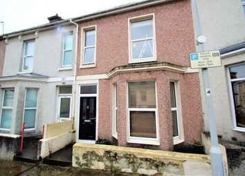 Thumbnail 4 bed shared accommodation to rent in Maida Vale Terrace, Mutley, Plymouth