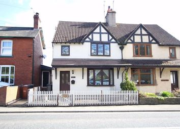 Thumbnail 3 bed semi-detached house for sale in Rhydygaled, New Brighton, Flintshire