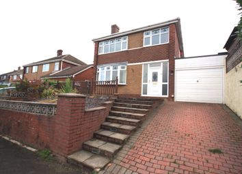 Thumbnail 3 bed detached house for sale in Stonebank Road, Kidsgrove, Stoke-On-Trent