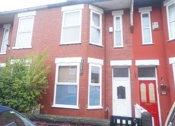 Thumbnail 3 bedroom terraced house to rent in Redruth Street, Manchester