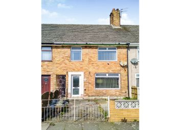 3 bed terraced house for sale in Blacklock Hall Road, Liverpool L24