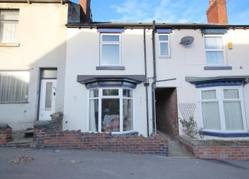 Thumbnail 3 bed terraced house for sale in Crawford Road, Sheffield
