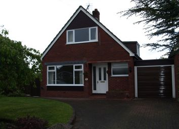 Thumbnail 2 bed detached house to rent in Hawthorn Drive, Sandbach