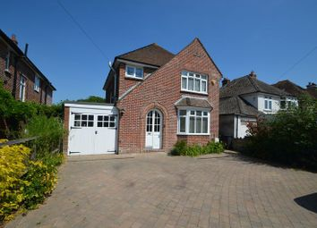 Thumbnail 4 bed detached house for sale in Dorchester Road, Weymouth