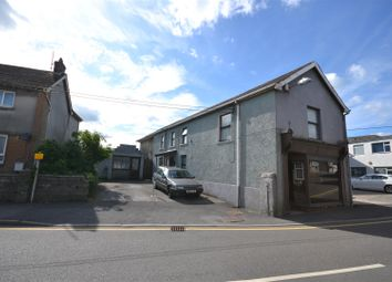 Thumbnail 4 bed detached house for sale in Station Road, St. Clears, Carmarthen