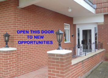 Thumbnail 15 bed detached house for sale in East Halton, Immingham