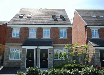 Thumbnail 3 bedroom semi-detached house for sale in Klondyke Walk, Blaydon-On-Tyne