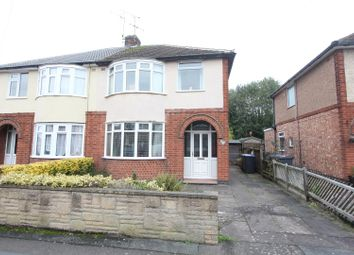 3 bed semi-detached house for sale in Barrie Road, Hinckley LE10