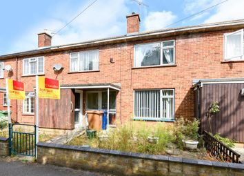 Thumbnail 3 bedroom terraced house for sale in Pegasus Road, Oxford