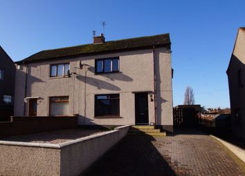 Thumbnail 3 bed semi-detached house for sale in Broom Crescent, Leven