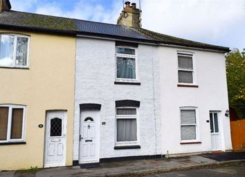 Thumbnail 2 bed terraced house for sale in Milton Road, Dunton Green