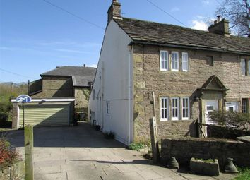 Thumbnail 3 bed cottage for sale in Crossings Road, Chapel En Le Frith, Derbyshire