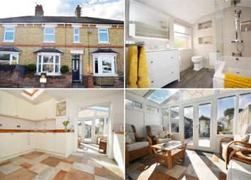 Thumbnail 2 bed terraced house for sale in Park Road, Raunds, Wellingborough, Northamptonshire
