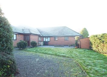 Thumbnail 3 bed bungalow to rent in Bretby, Burton-On-Trent