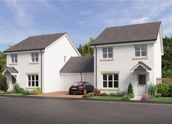 "Thumbnail 3 bed semi-detached house for sale in ""Munro Semi"" at Gilmerton Dykes Road, Edinburgh"