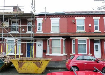 Thumbnail 5 bed town house for sale in Ruskin Avenue, Rusholme, Manchester