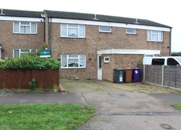 Thumbnail 3 bed terraced house for sale in Southern Way, Letchworth Garden City