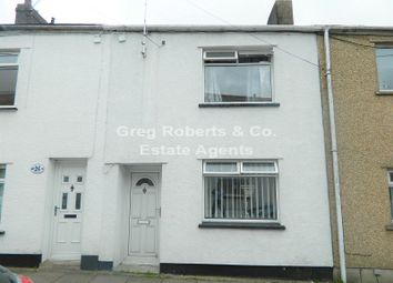 Thumbnail 2 bed terraced house for sale in King Street, Tredegar, Blaenau Gwent.