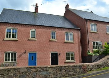 Thumbnail 3 bed town house to rent in Ratby Road, Groby