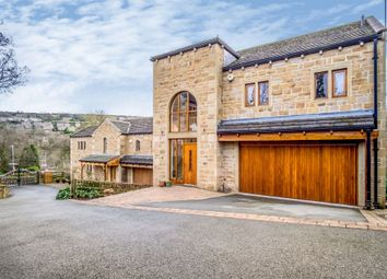 5 bed detached house for sale in Hebble Court, Holmfirth HD9