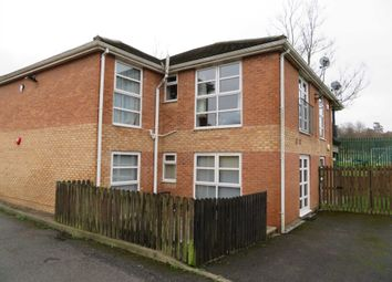 Thumbnail 2 bed flat for sale in Crompton Gate, Shaw, Oldham