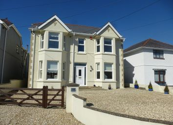 Thumbnail 5 bed detached house to rent in Saron Road, Saron, Ammanford, Carmarthenshire.