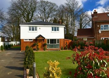 Thumbnail 4 bed detached house to rent in Paxford Place, Wilmslow