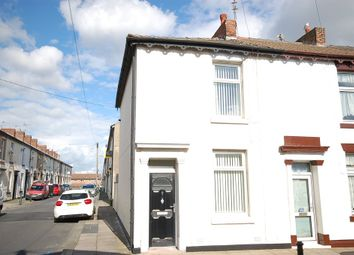 Thumbnail 2 bedroom end terrace house for sale in Cecil Street, Blackpool