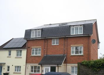 Thumbnail 1 bed flat for sale in Cresscombe Close, Gillingham, Dorset