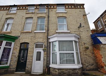4 bed end terrace house for sale in Sherwood Street, Scarborough YO11