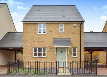 Thumbnail 3 bedroom detached house to rent in Collingwood Gardens, Brooklands, Milton Keynes