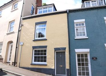 Thumbnail 2 bed terraced house for sale in Wye Street, Ross Town, Ross-On-Wye