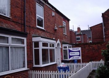 Thumbnail 2 bed terraced house to rent in Elder Avenue, Abbey Street, Hull