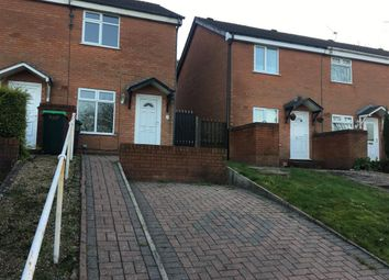 Thumbnail 2 bed end terrace house to rent in Arundel Drive, Tividale, Oldbury