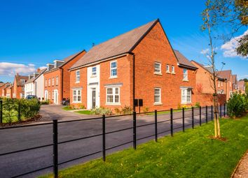 "Thumbnail 5 bed detached house for sale in ""Evesham"" at St. Lukes Road, Doseley, Telford"