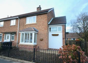 Thumbnail 2 bed end terrace house for sale in The Orchard, Sadberge, Darlington