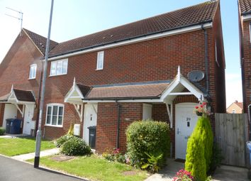Thumbnail 2 bedroom flat for sale in Violet Way, Yaxley, Peterborough