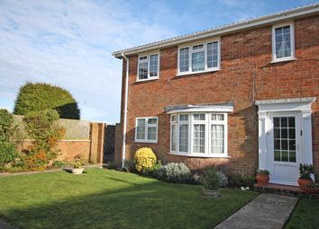 Thumbnail 2 bed flat for sale in St Thomas Park, Lymington