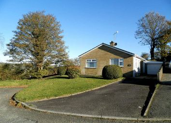 Thumbnail 2 bed detached bungalow for sale in Heol Y Gof, Newcastle Emlyn