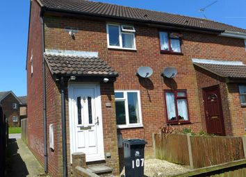 Thumbnail 2 bed end terrace house to rent in Blackmore Road, Shaftesbury