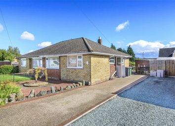 Thumbnail 2 bed semi-detached bungalow for sale in Ladbrook Drive, St Georges, Telford, Shropshire