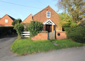 Thumbnail 1 bed detached house for sale in School Lane, Normanton Le Heath