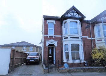 Thumbnail 2 bed flat for sale in Kent Road, Swindon