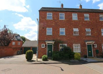 Thumbnail 4 bed town house for sale in Peck Way, Rushden, Northamptonshire