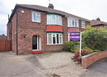 Thumbnail 4 bed semi-detached house for sale in Adcott Road, Acklam