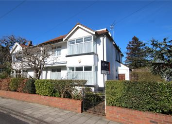 Thumbnail 5 bed semi-detached house for sale in Springfield Grove, Henleaze, Bristol