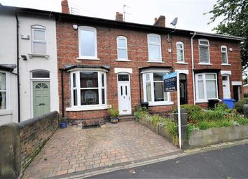 Thumbnail 2 bedroom terraced house for sale in Greg Street, South Reddish, Stockport