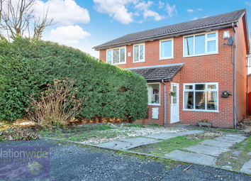 Thumbnail 2 bed semi-detached house for sale in Heathfield, Heath Charnock