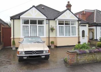Thumbnail 2 bedroom detached bungalow for sale in Burnham Road, London